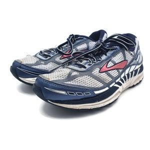 Brooks Dyad 8 Womens Running Shoes Gray Size 8.5